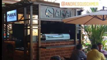 Local Seguro Akai Sushi Express